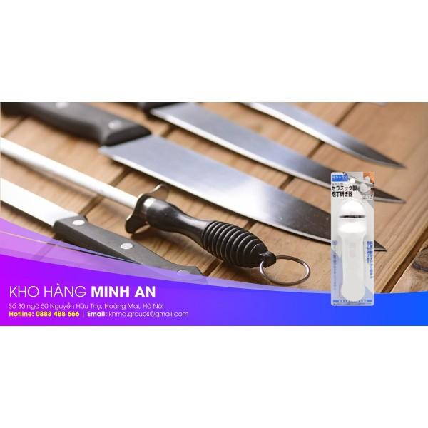 Hướng dẫn sử dụng dụng cụ mài dao giúp cho dao luôn sắc bén
