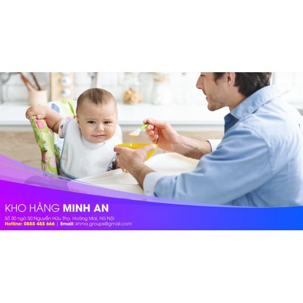 Bí quyết để bố mẹ lựa chọn những món ăn dặm cho bé